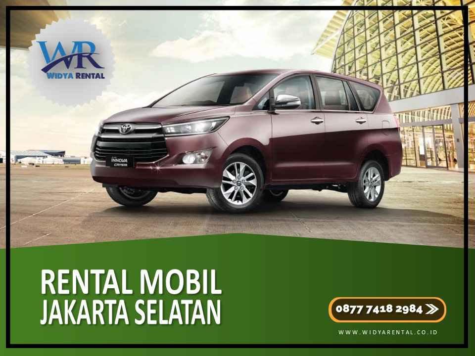 rental mobil Jakarta selatan murah widya rental