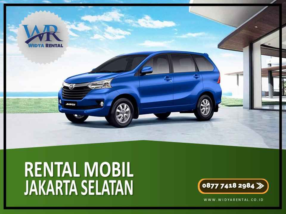 rental mobil di Jakarta selatan murah widya rental