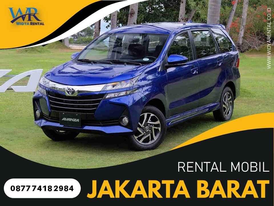 Rental Mobil dekat Pasar Cengkareng avanza
