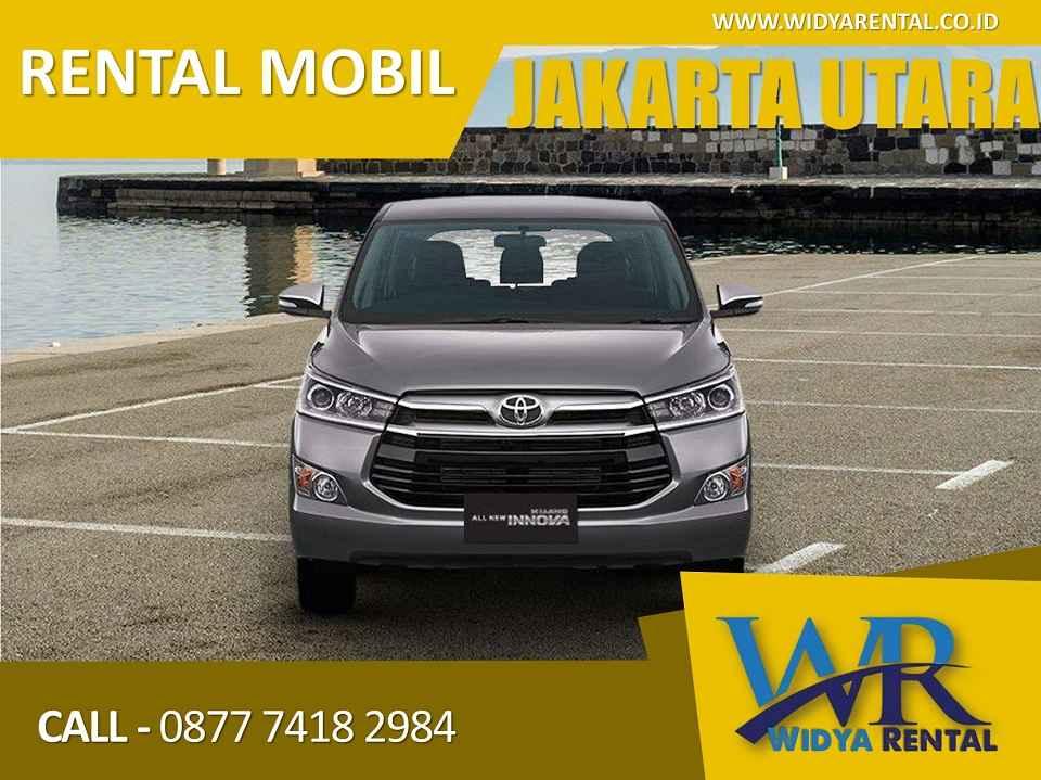 Rental Mobil dekat Taman Impian Jaya Ancol innova reborn