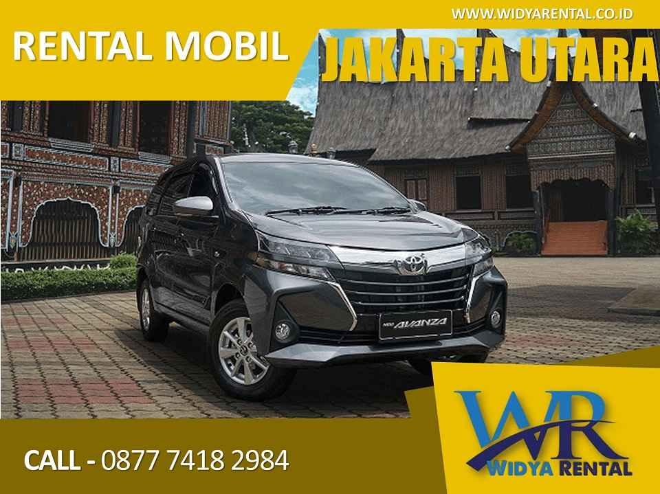 Rental Mobil dekat Taman Impian Jaya Ancol avanza