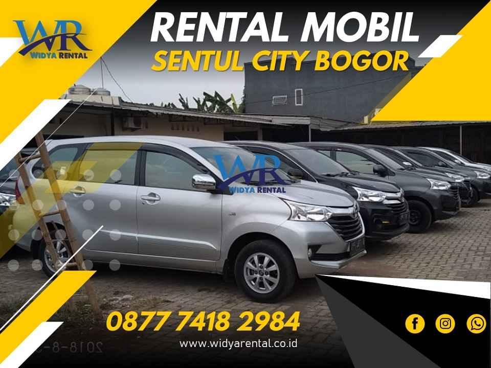 Rental Mobil di Sentul City