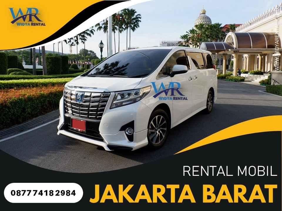 Rental Mobil dekat Pasar Cengkareng Alphard