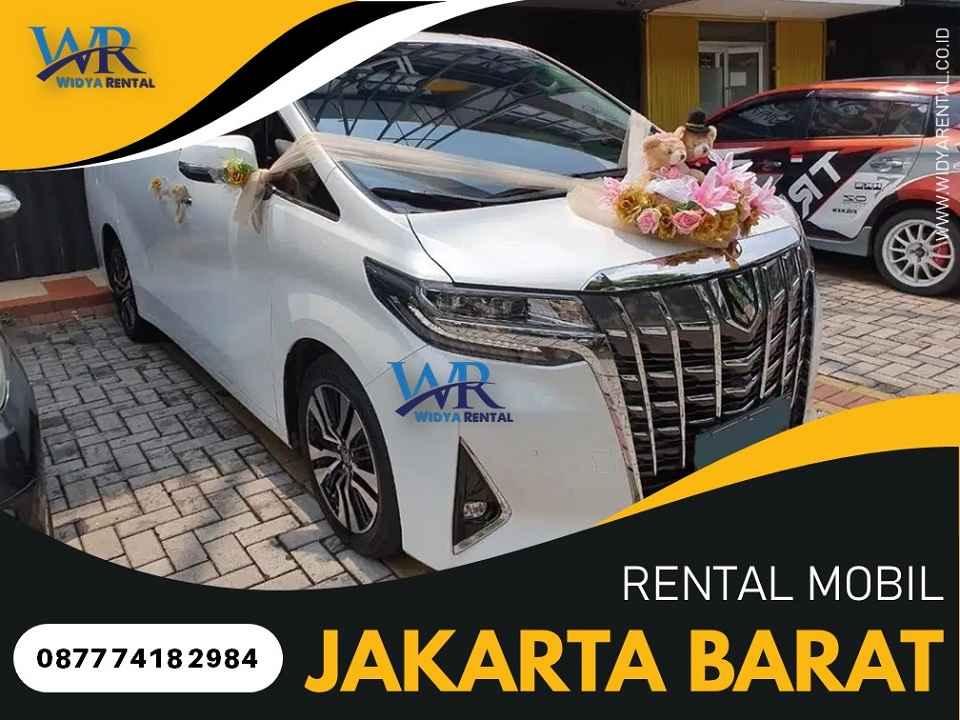 Rental Mobil dekat Pasar Cengkareng wedding car