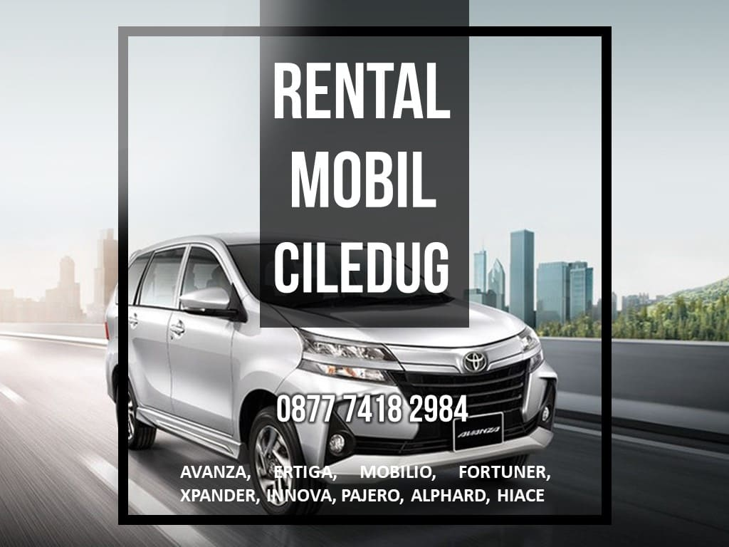 harga Rental Mobil dekat CBD Ciledug