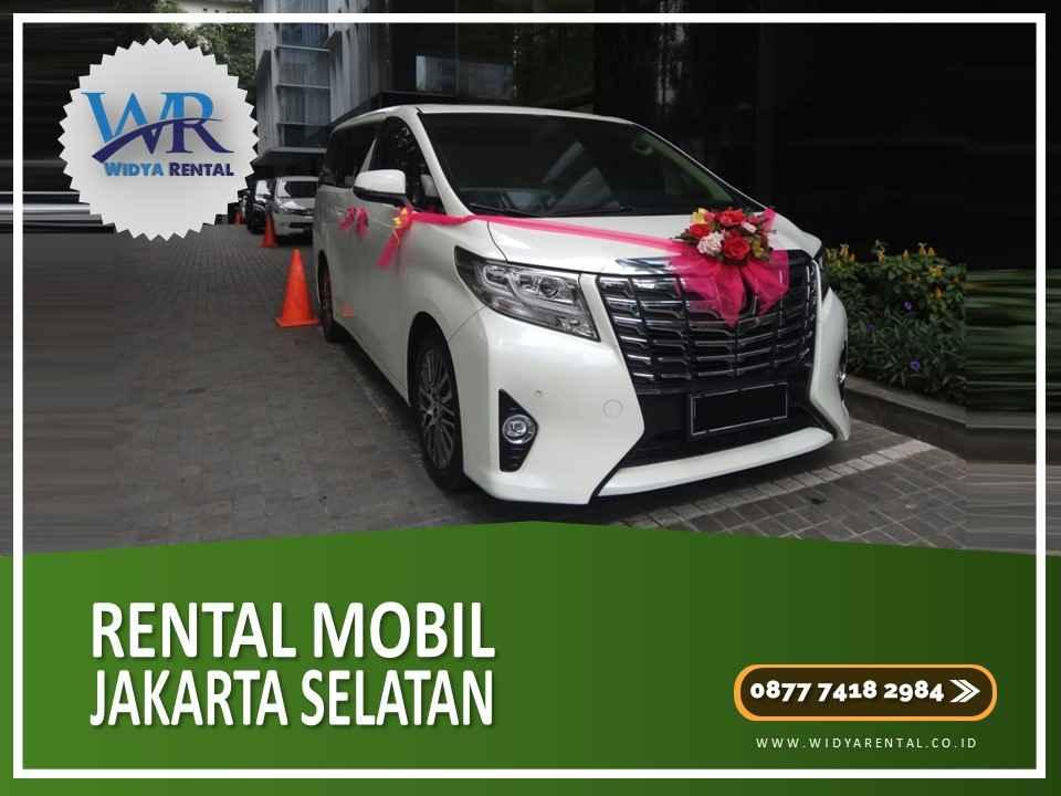 rental mobil Jakarta selatan wedding car